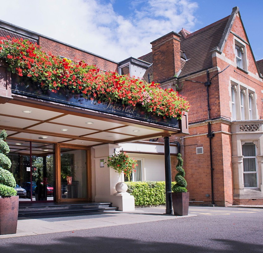 St Johns Birmingham Hotel