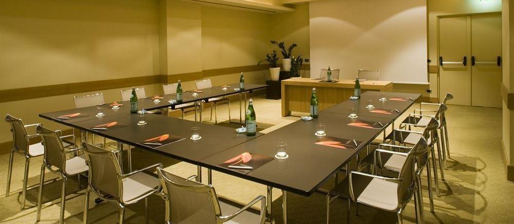 Starhotels Metropole meeting rooms