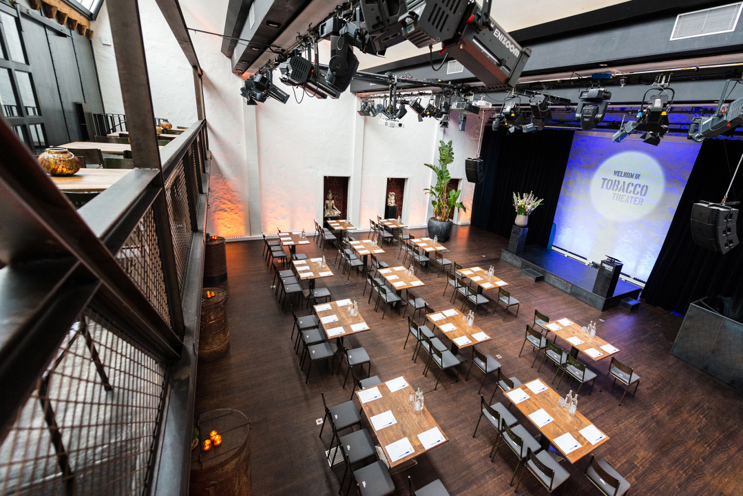 Meeting Rooms at TOBACCO Theater Amsterdam, Nes 75 - 87, 1012 KD Amsterdam, Netherlands