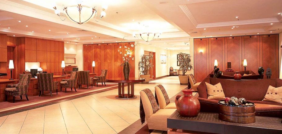 Taj Pamodzi Hotel meeting rooms