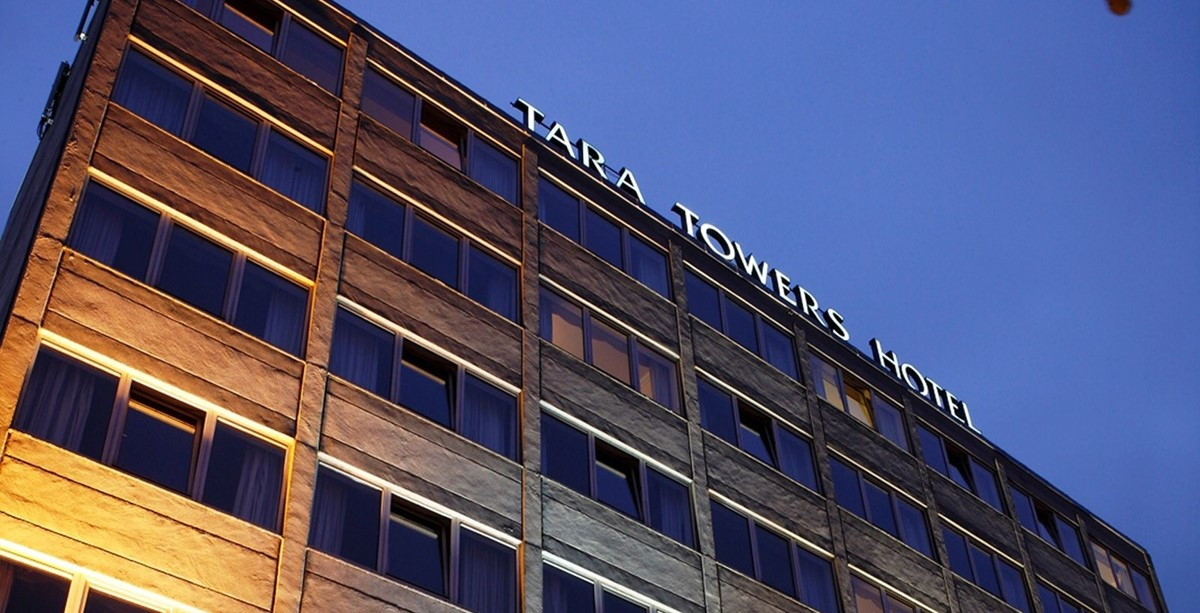 Tara Towers Hotel meeting rooms