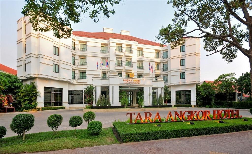 Tara Angkor Hotel meeting rooms