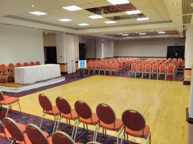 Meeting Rooms at Tara Towers Hotel, Tara Towers Hotel, Merrion Road, Dublin, Ireland D04 A3k1