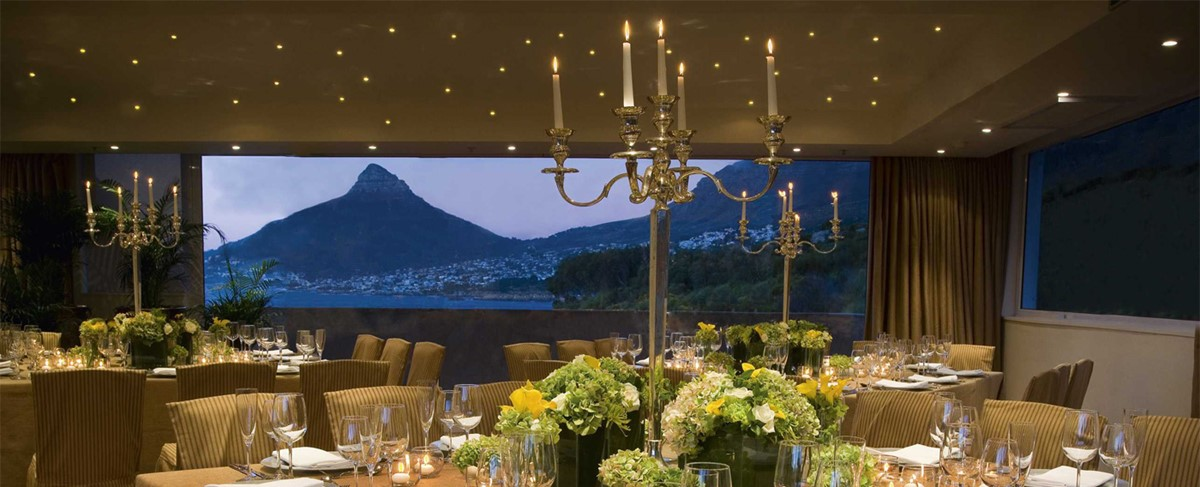 Meeting rooms at the 12 apostles hotel spa victoria for Best private dining rooms cape town
