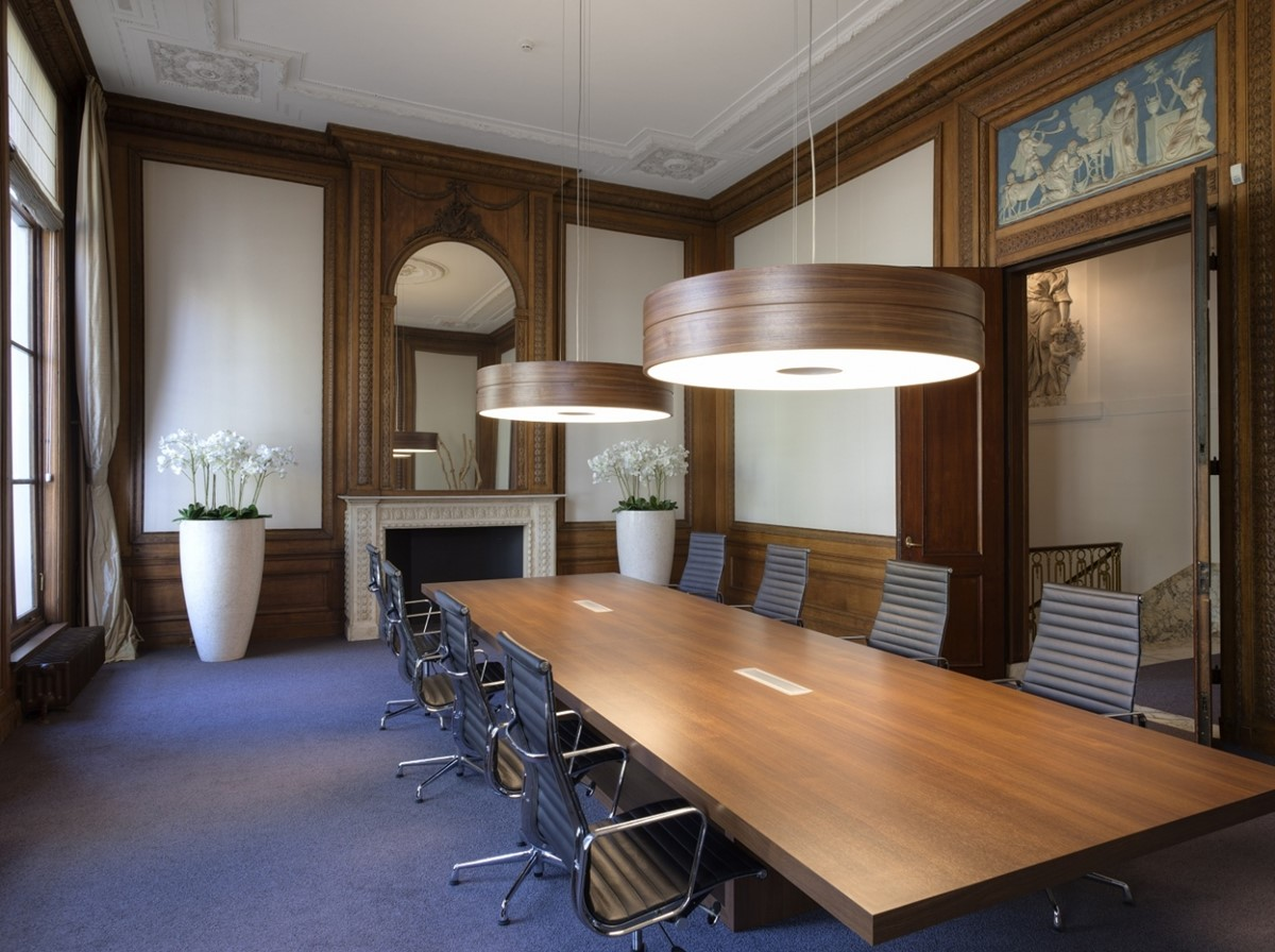 Meeting rooms at the albus design boutique hotel amsterdam for Design amsterdam hotel