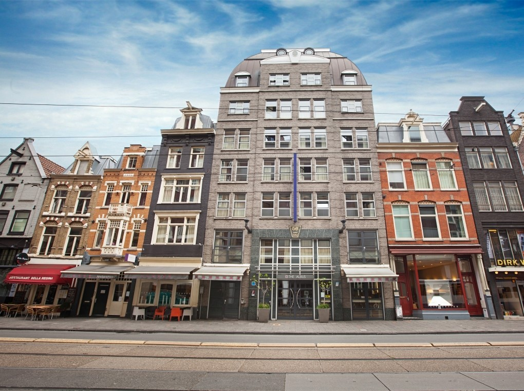 Meeting rooms at the albus design boutique hotel amsterdam for Design boutique hotels amsterdam