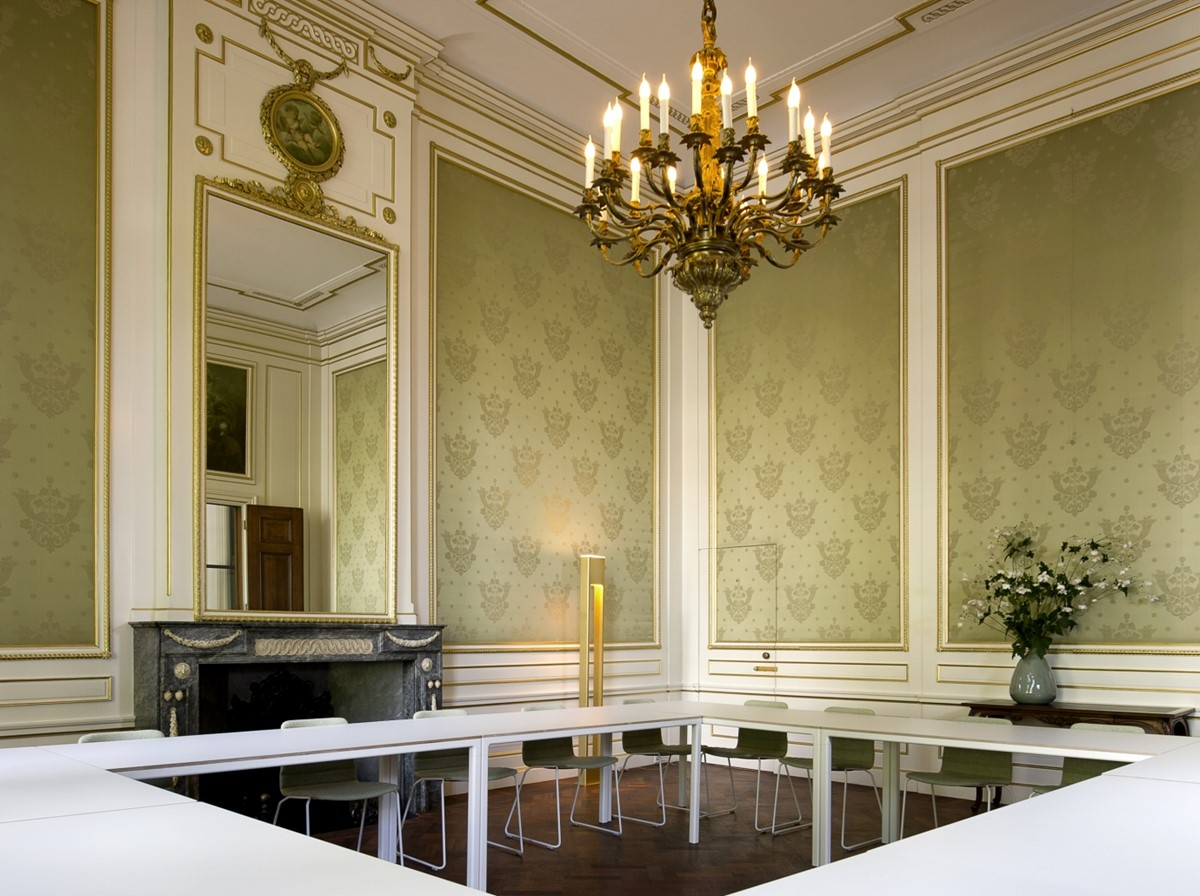 Meeting rooms at the albus design boutique hotel amsterdam for Design boutique hotel dublin