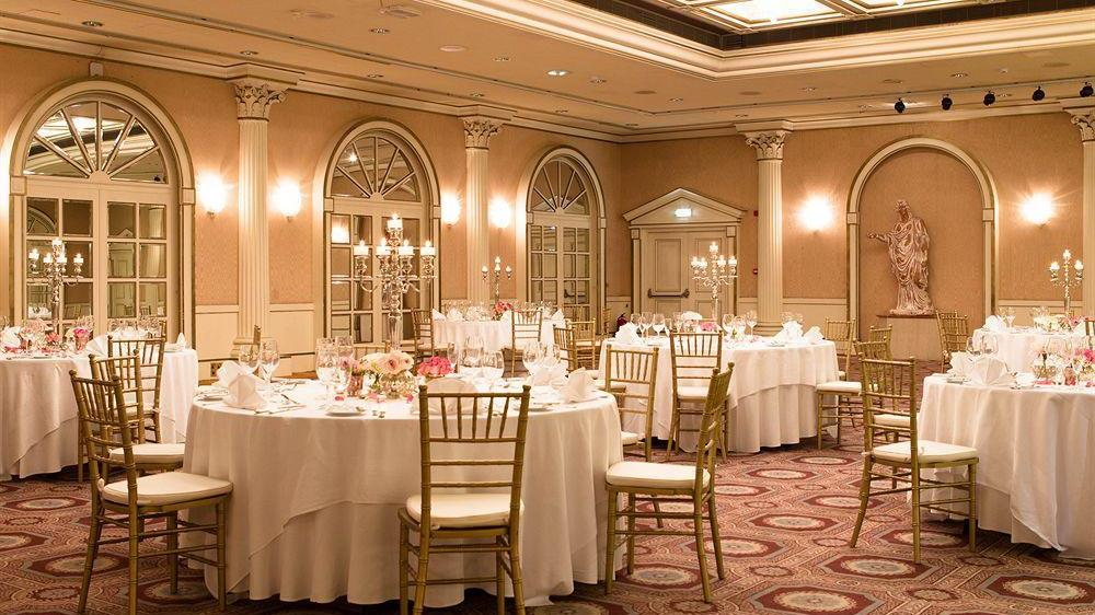 The Annabelle meeting rooms