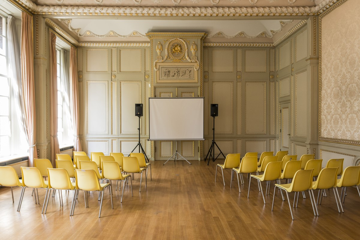 Meeting Rooms at The Ballroom, Herengracht 182, Amsterdam, Netherlands