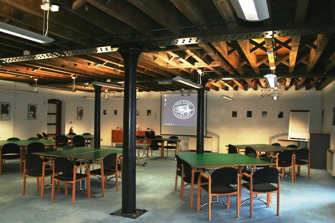 The Bond Company meeting rooms
