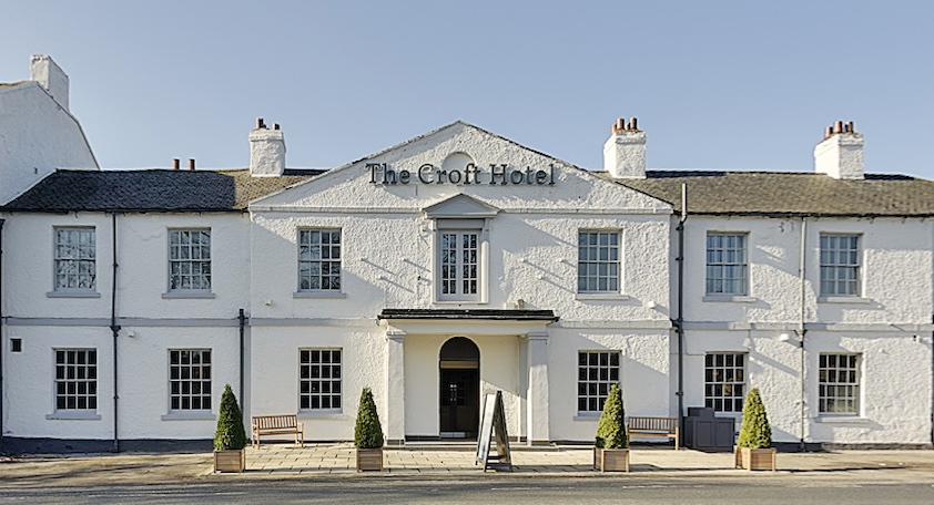 The Croft Hotel function rooms