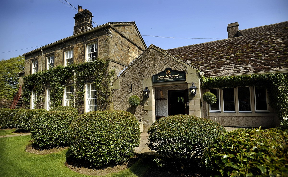 Meeting rooms at the devonshire arms country house hotel for The devonshire house