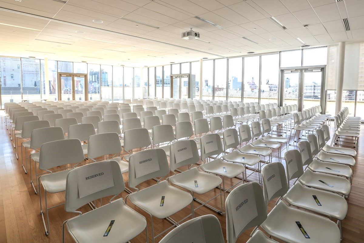 The Educational Alliance, Manny Cantor Center  meeting rooms