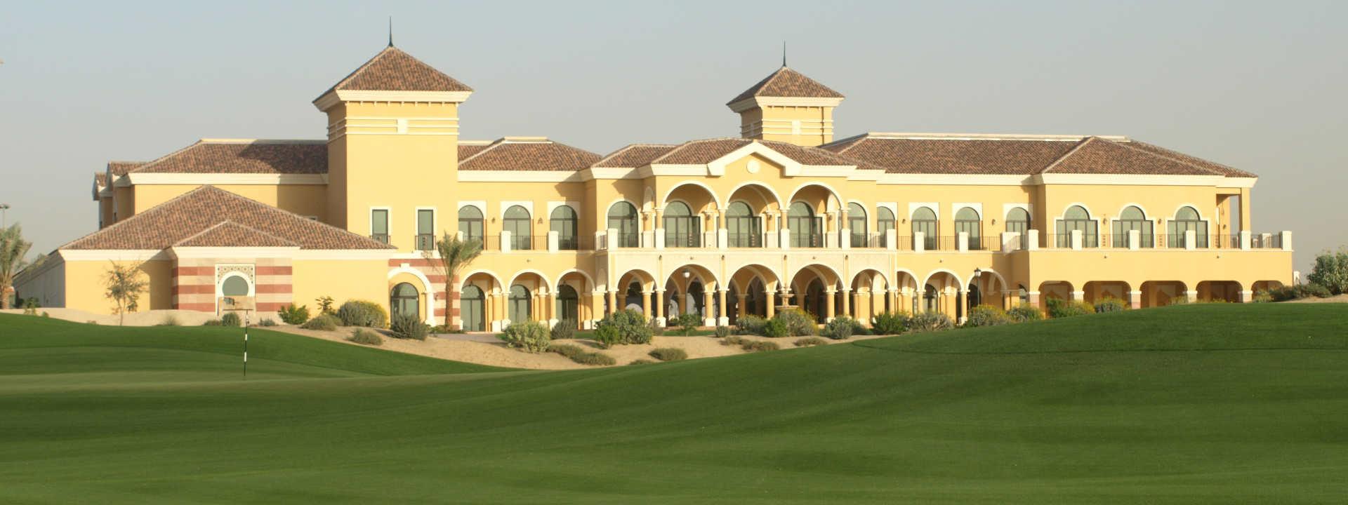 The Els Club Dubai Sports CIty meeting rooms