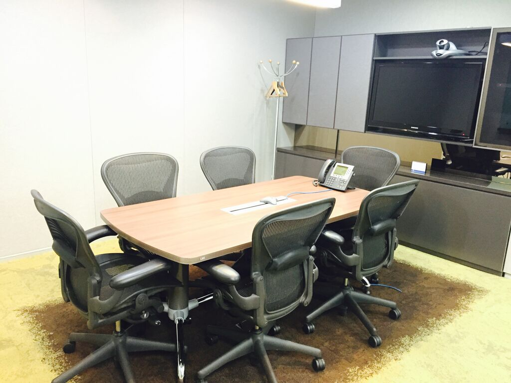 The Executive Centre - Seoul Finance Centre meeting rooms