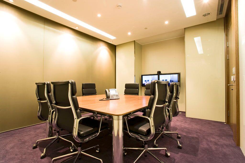 The Executive Centre - Taipei 101 Lv57 meeting rooms