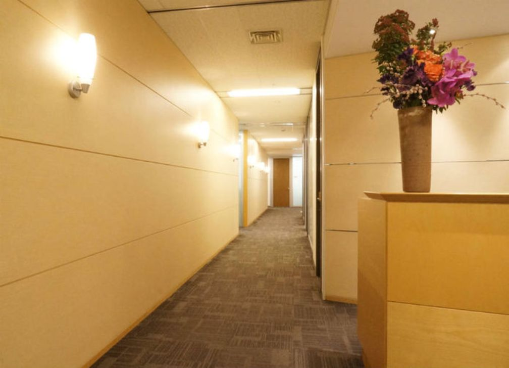 The Executive Centre - Tokyo Bankers Club meeting rooms