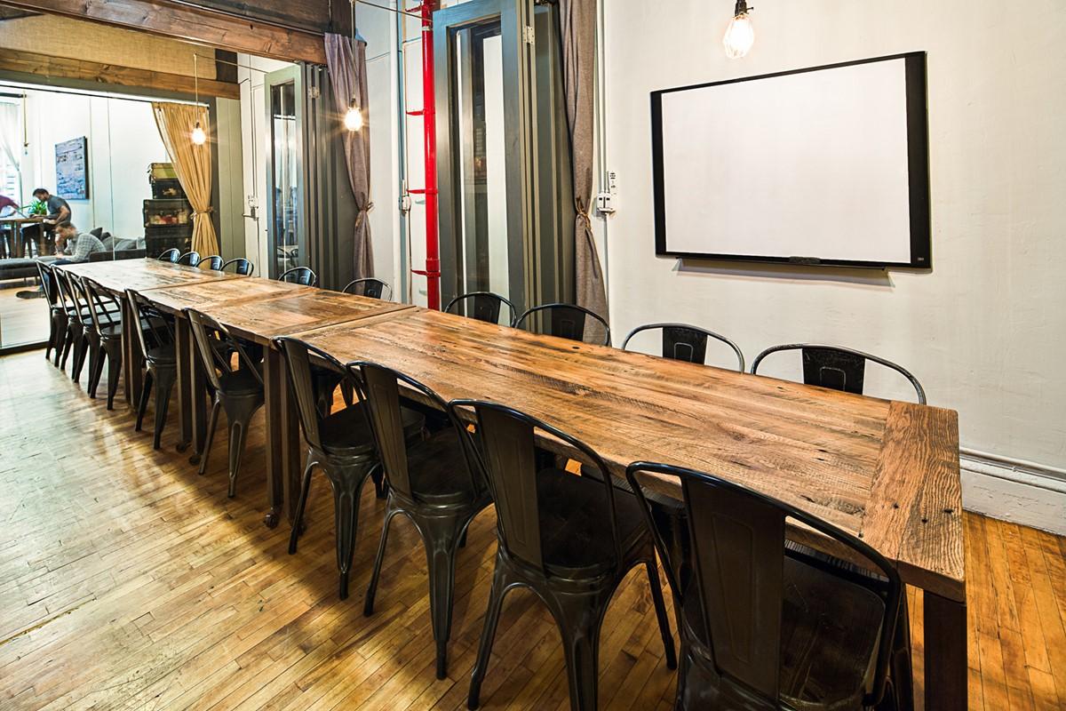 Meeting Rooms at Farm Soho, 447 Broadway, NY, United States ...