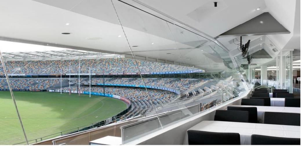 The Gabba meeting rooms