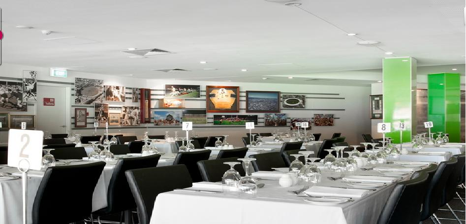 The Gabba Function Rooms