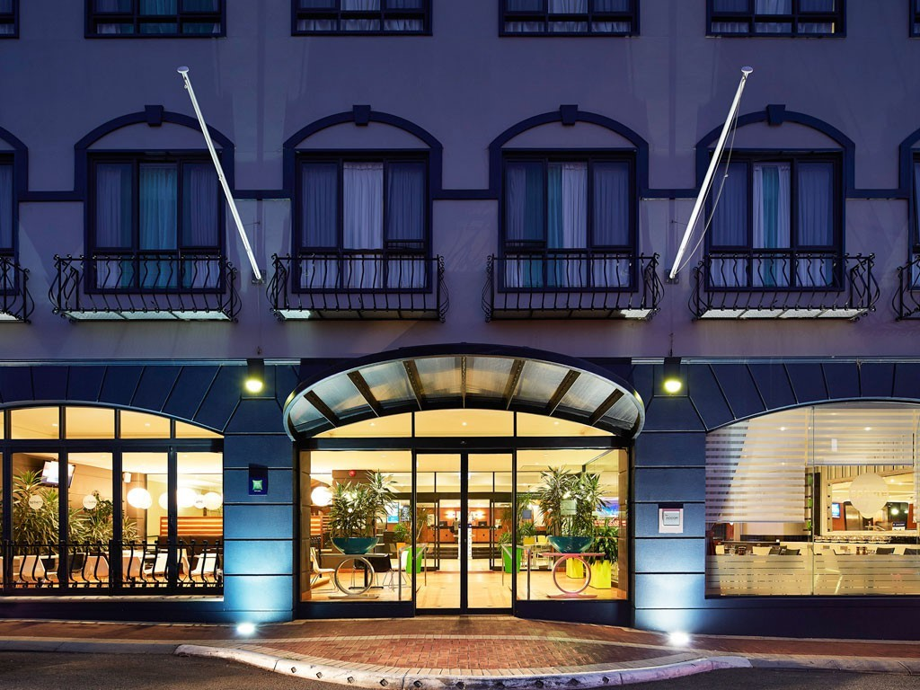 The Great Southern Hotel Perth meeting rooms
