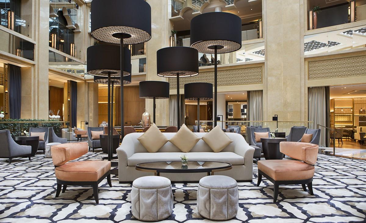The H Dubai meeting rooms