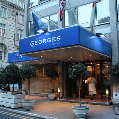 The Heights Saint Georges Hotel London