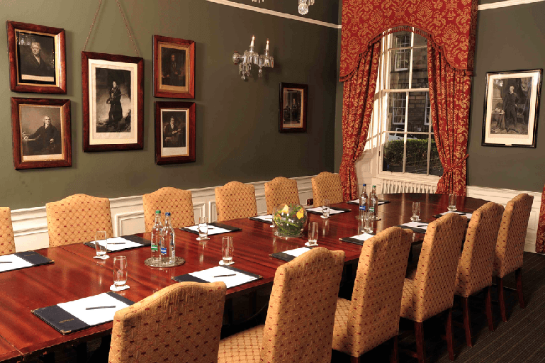 The Howard Hotel meeting rooms