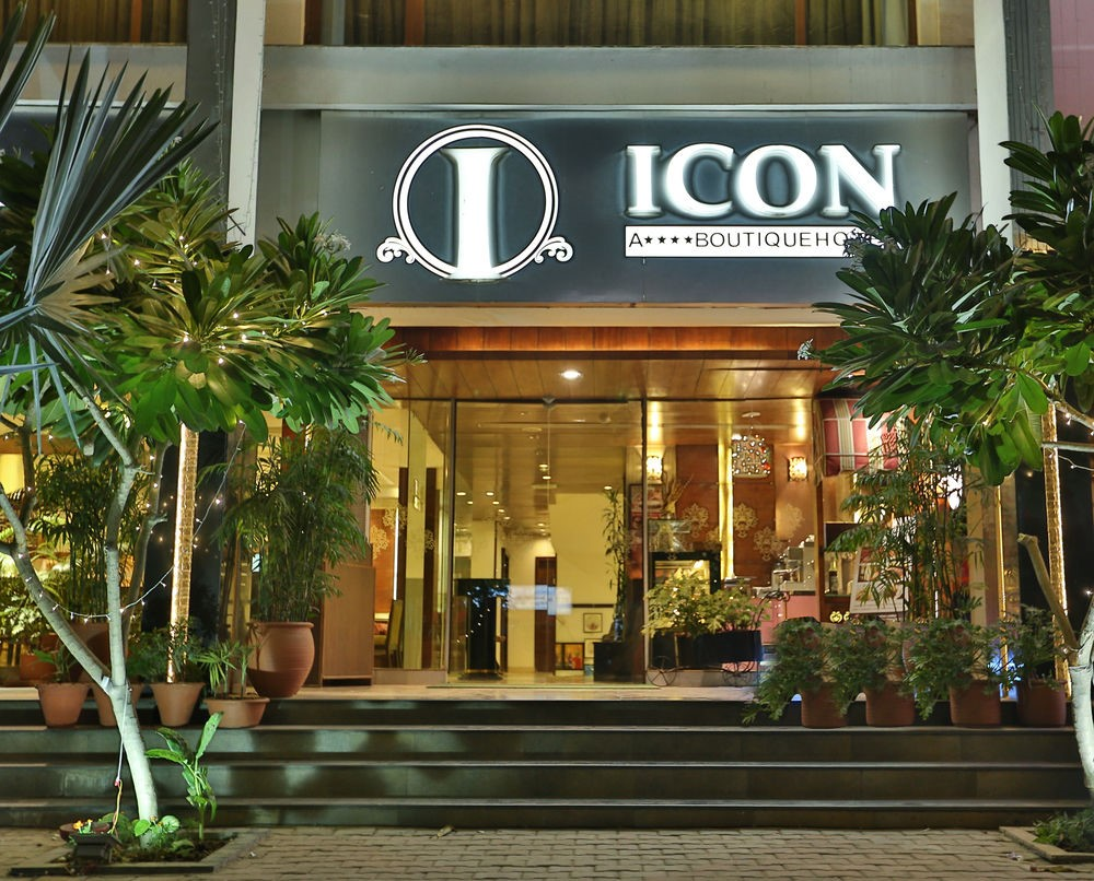 The ICON Hotel & Lounge meeting rooms