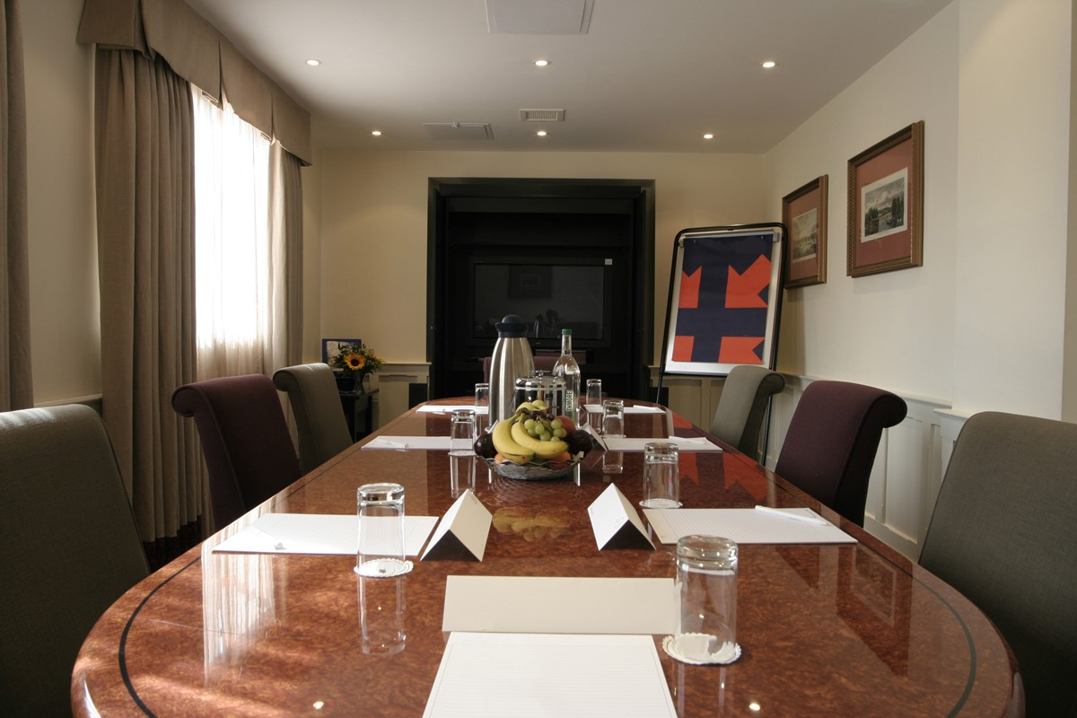 The Kingston Lodge Hotel meeting rooms