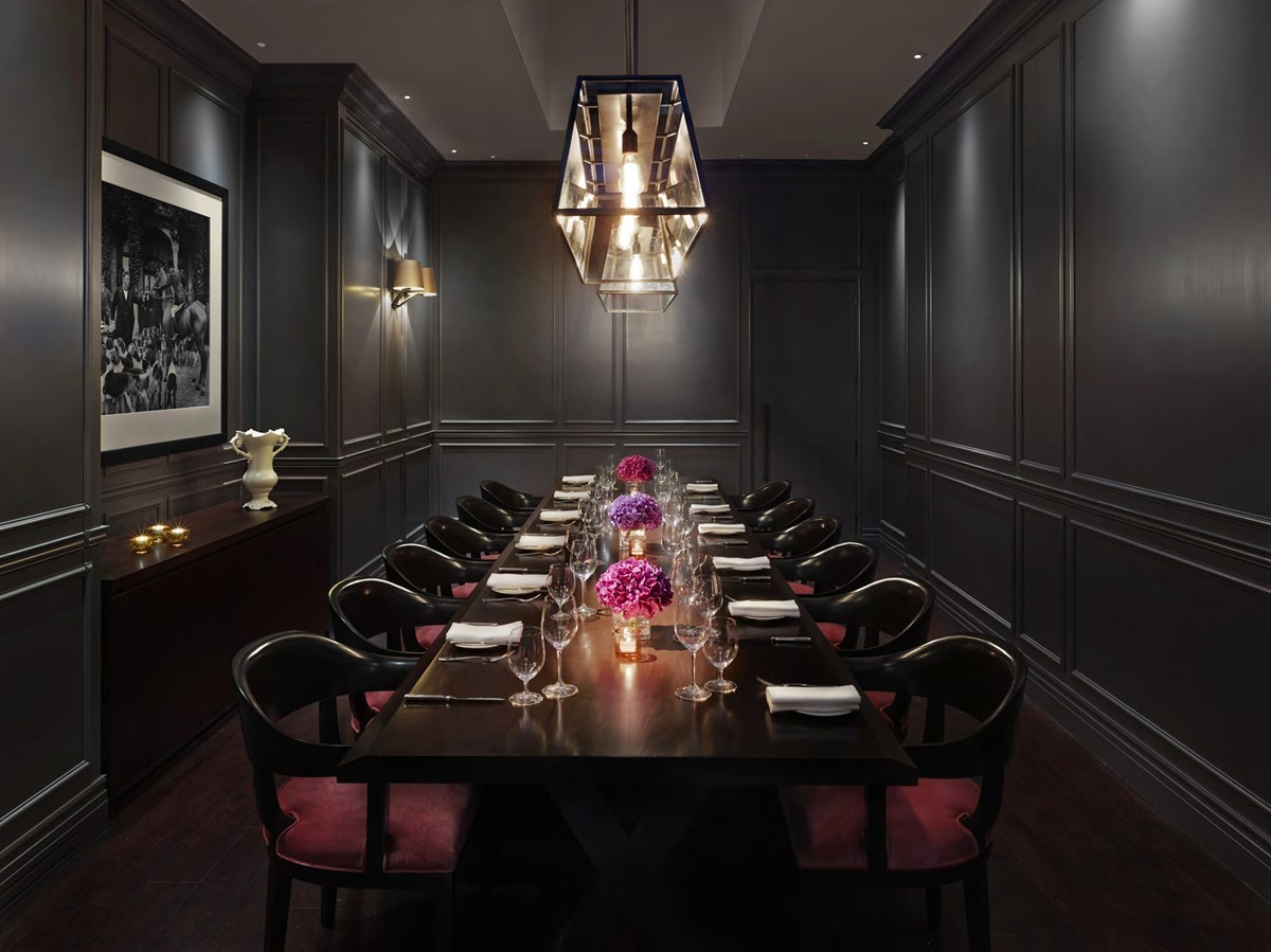 Rooms: Meeting Rooms At The London EDITION, The London EDITION