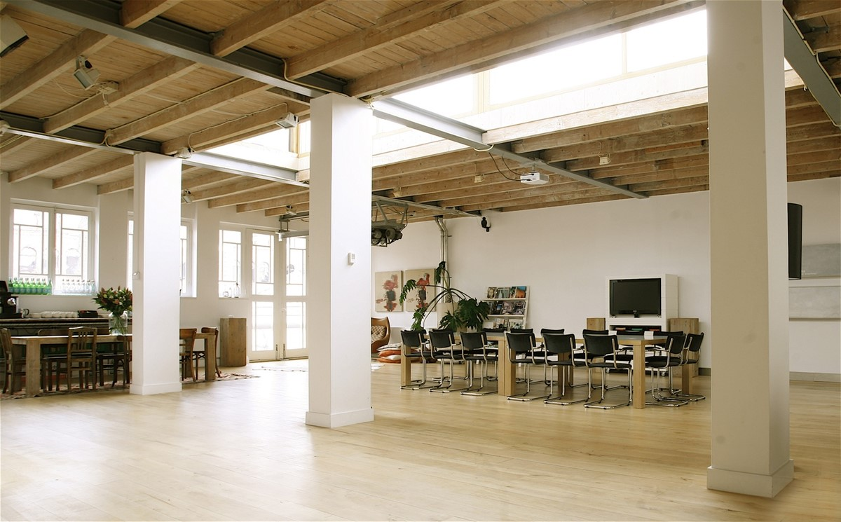 The Old Rubber Factory meeting rooms