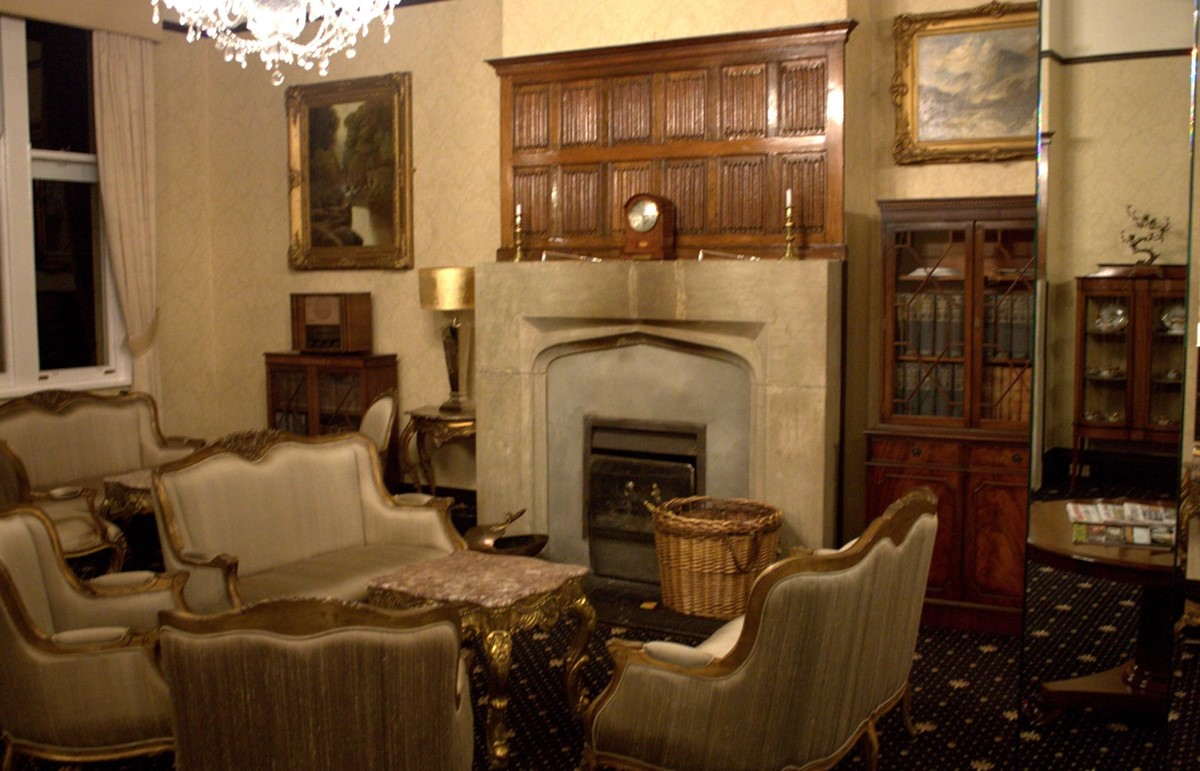 The Otterburn Tower Country House Hotel and Restaurant meeting rooms