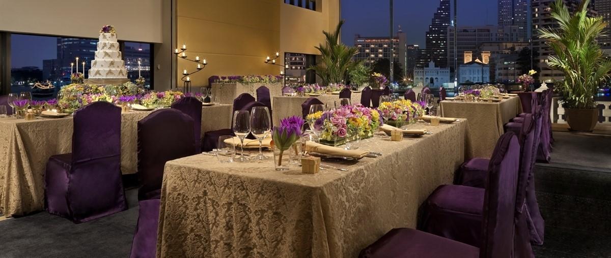 The Peninsula Bangkok meeting rooms