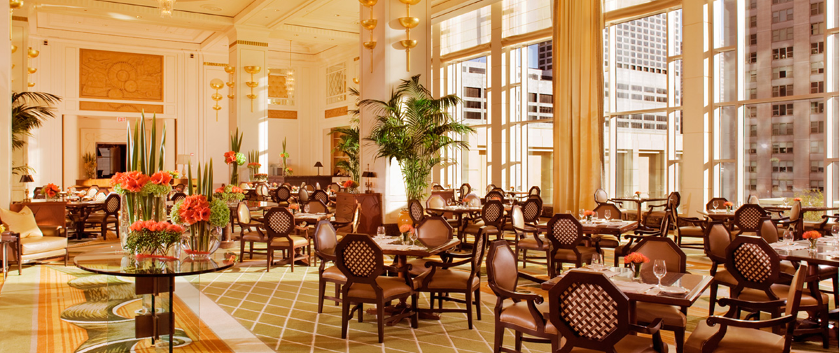 The Peninsula Chicago meeting rooms