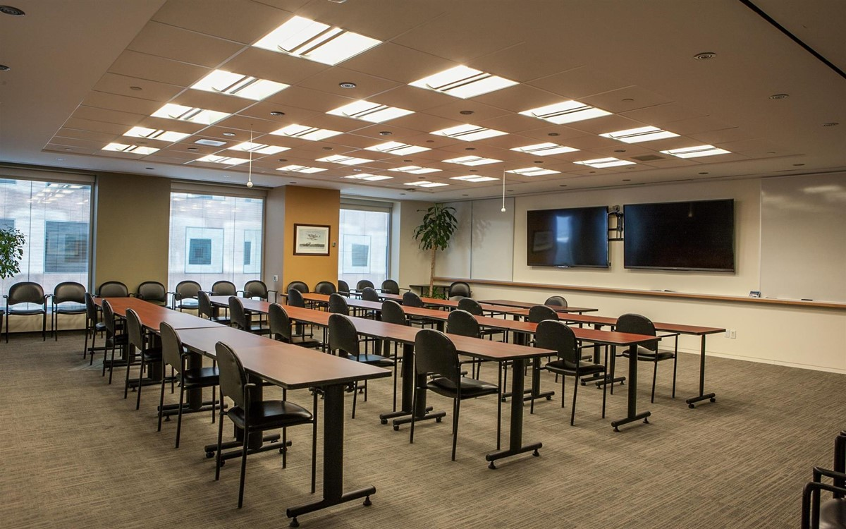 The Rostie Group Toronto meeting rooms