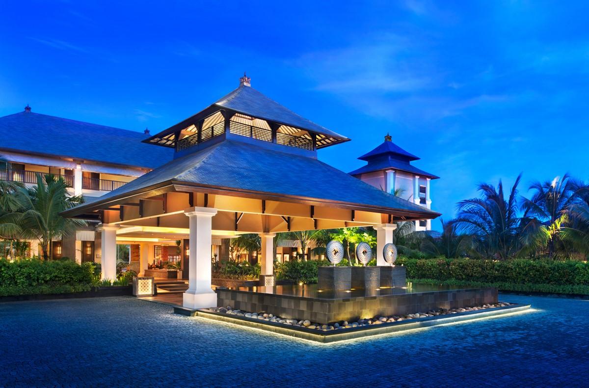Carport Porte Cochere Meeting Rooms At The St Regis Bali Resort Kawasan
