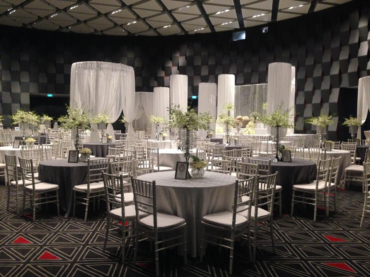 Meeting rooms at the ue convention centre 4 changi - Immense maison vacances new york ss mm design ...