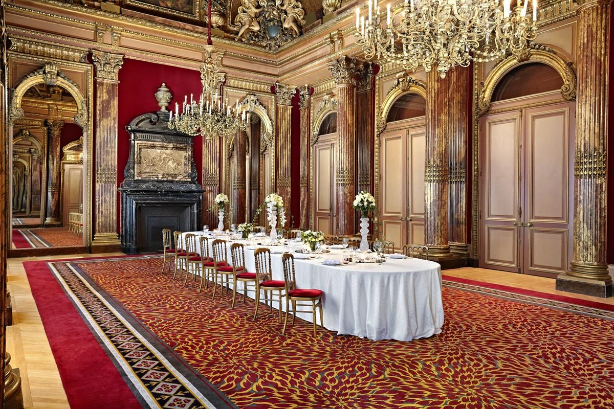 Meeting rooms at the westin paris vendome 3 rue de for Salon sur la rue