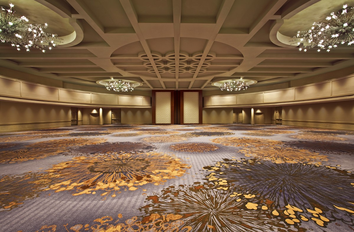 Meeting rooms at the westin peachtree plaza atlanta the for Peachree