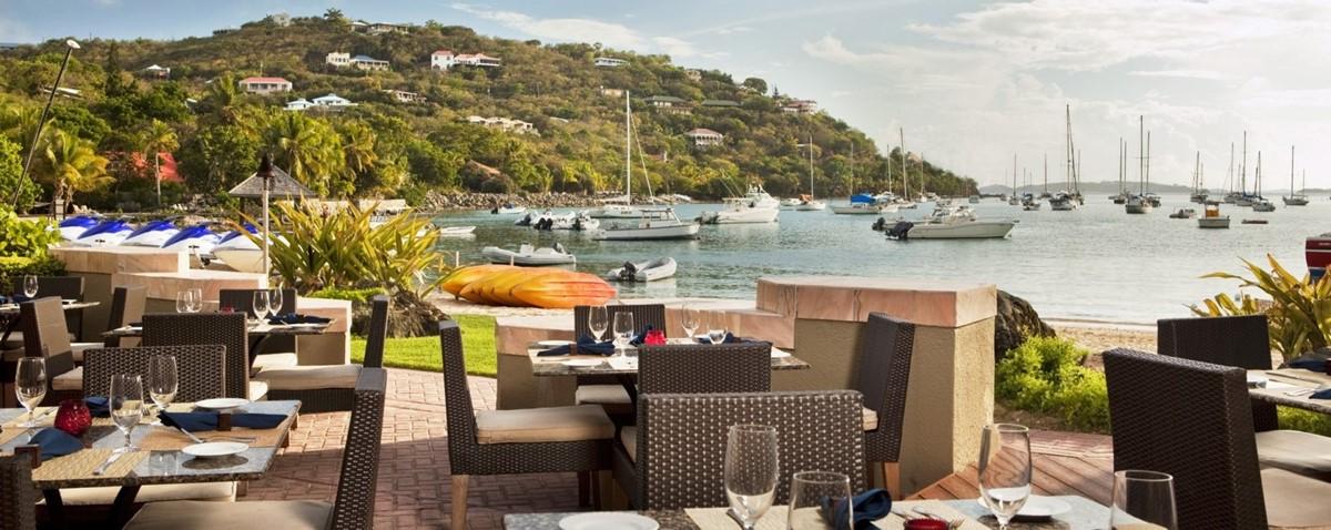 The Westin St John Resort & Villas meeting rooms