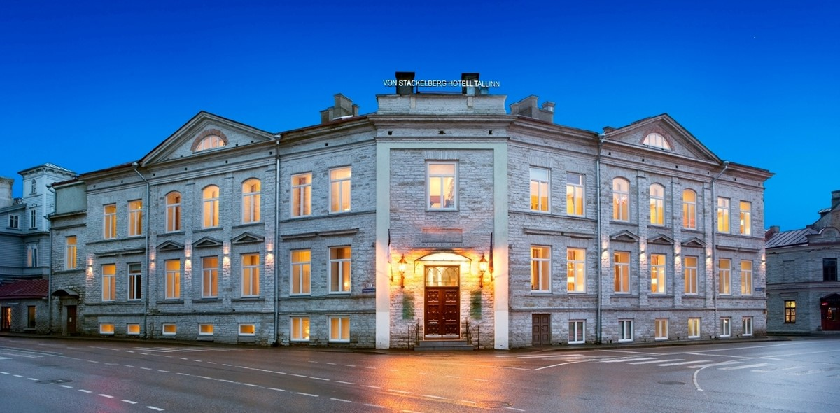 Von Stackelberg Hotel Tallinn meeting rooms