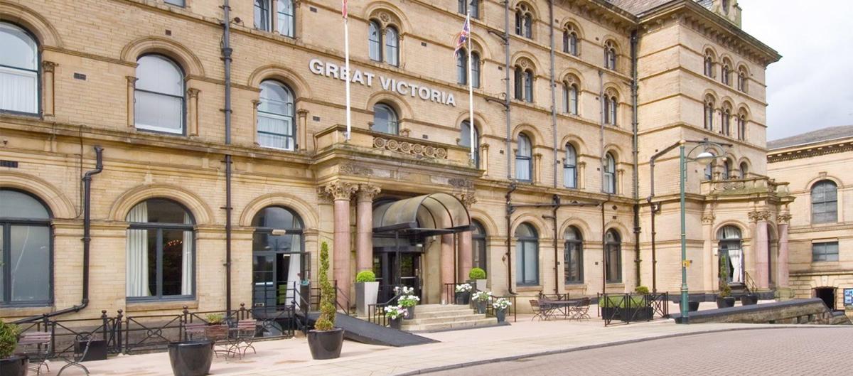 Grand Victoria Hotel Bradford