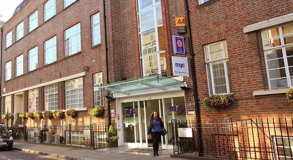 Wesley Hotel Euston Street London