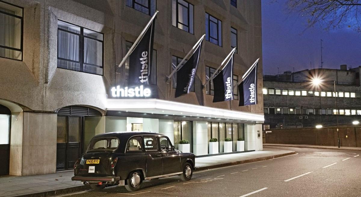 Thistle Hotel Thistle London