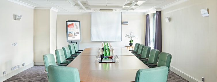 Meeting Rooms at Thistle London Heathrow, Thistle London Heathrow Terminal 5 hotel, London Heathrow Airport, London Borough of Hillingdon, United Kingdom