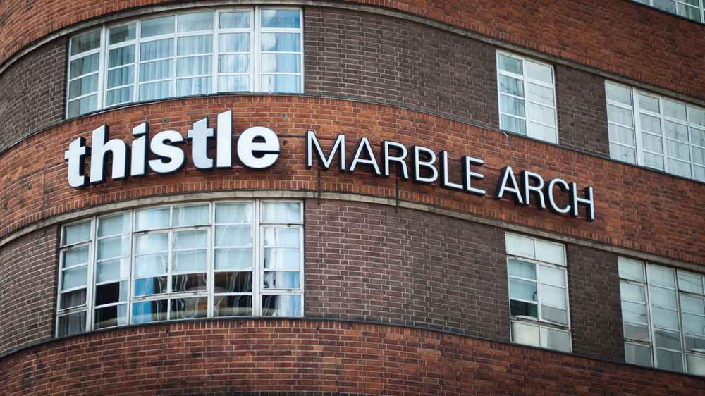 Thistle Marble Arch meeting rooms