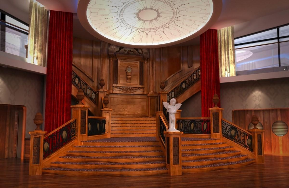 Meeting Rooms At Titanic Belfast Titanic Belfast Belfast