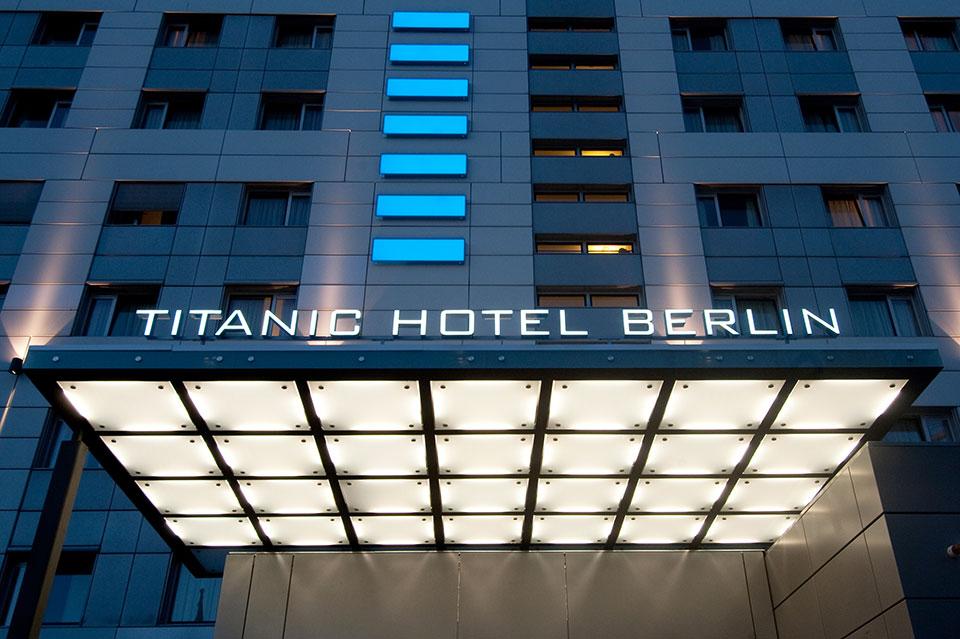 Titanic Hotel Berlin Restaurant
