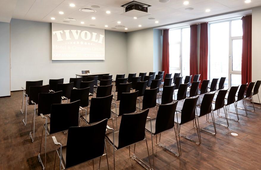 Meeting rooms at tivoli hotel amp congress center tivoli hotel